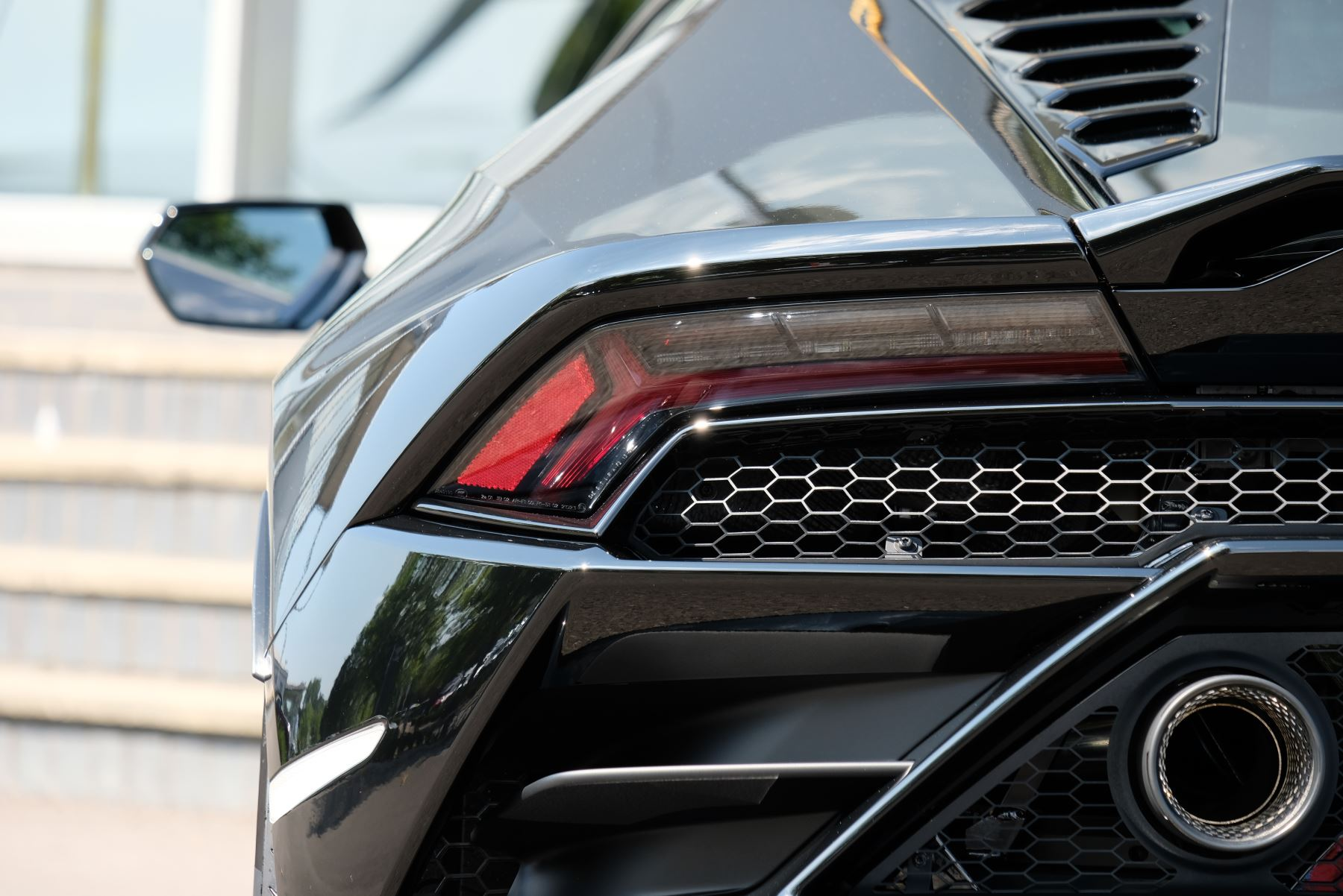 Lamborghini Huracan EVO LP 640-4 5.2 AWD image 11