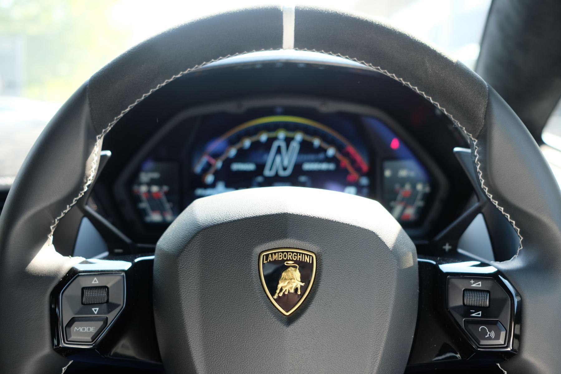 Lamborghini Aventador SVJ Coupe VAT Qualifying image 11