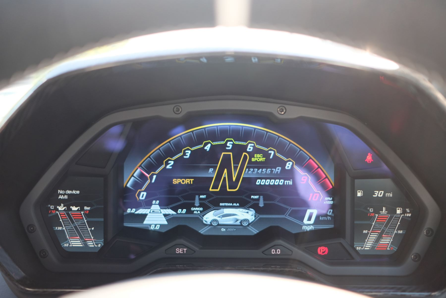 Lamborghini Aventador SVJ Coupe VAT Qualifying image 13