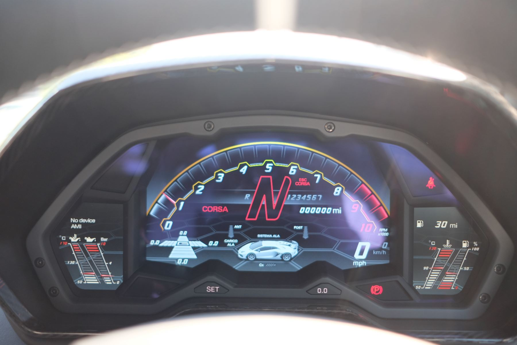Lamborghini Aventador SVJ Coupe VAT Qualifying image 14