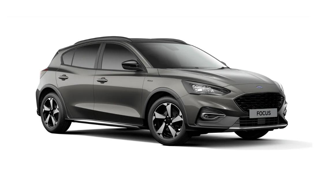 Ford Focus Active X 1.0L Ford EcoBoost 125PS 5 door Hatchback (2020)