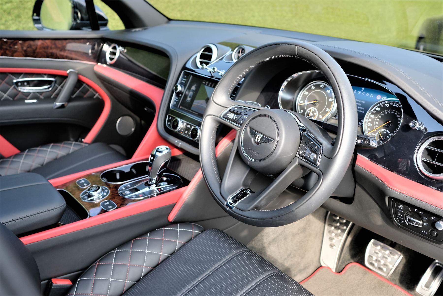 Bentley Bentayga Mulliner 6.0 W12 5dr image 9