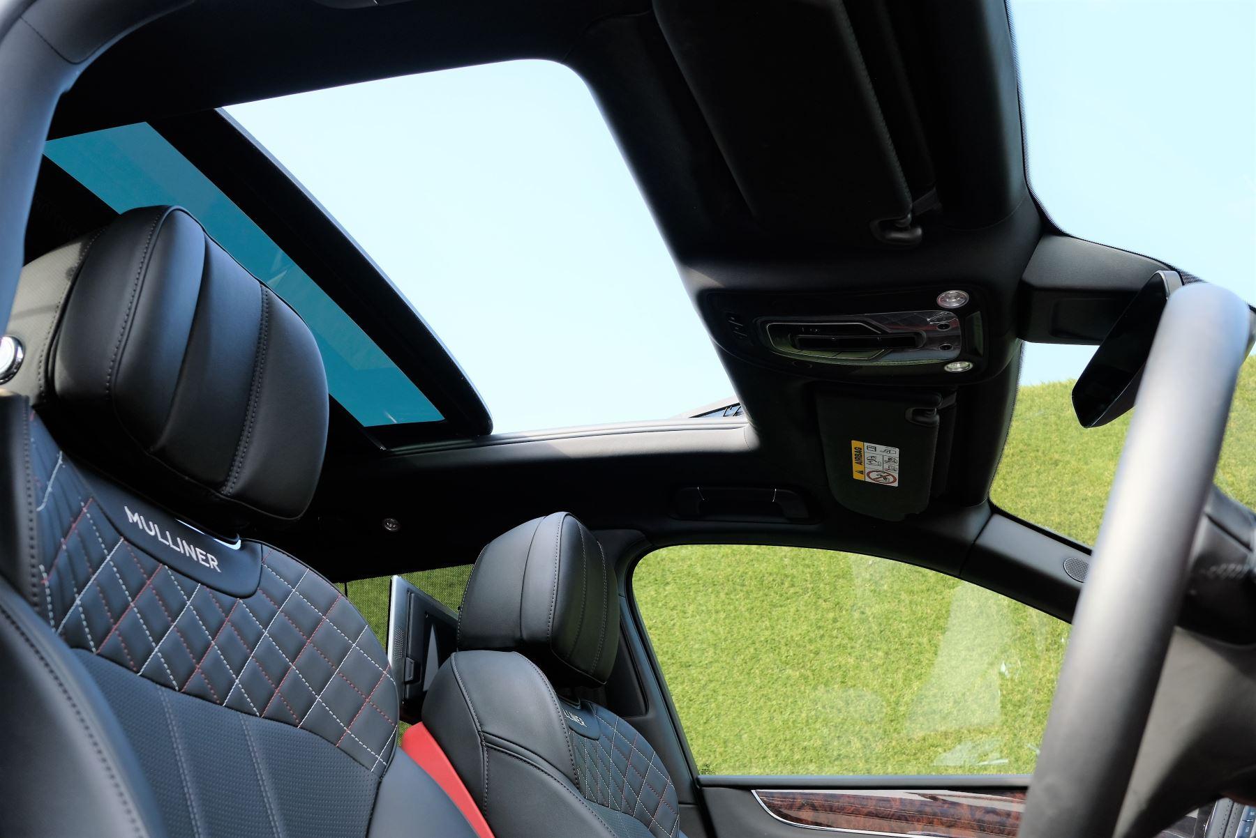 Bentley Bentayga Mulliner 6.0 W12 5dr image 28