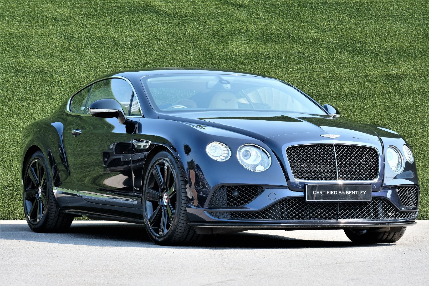 Bentley Continental GT V8 S Coupe 4.0 V8 S 2dr Auto Mulliner Driving Specification image 1