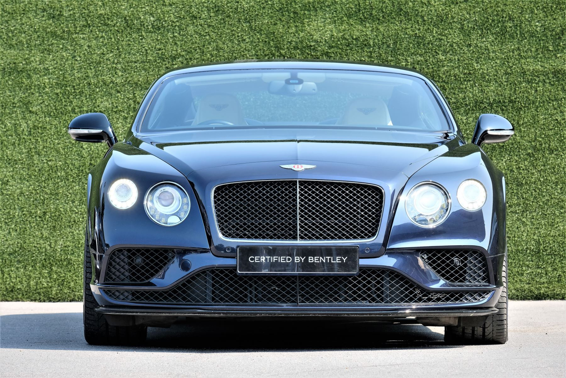 Bentley Continental GT V8 S Coupe 4.0 V8 S 2dr Auto Mulliner Driving Specification image 3