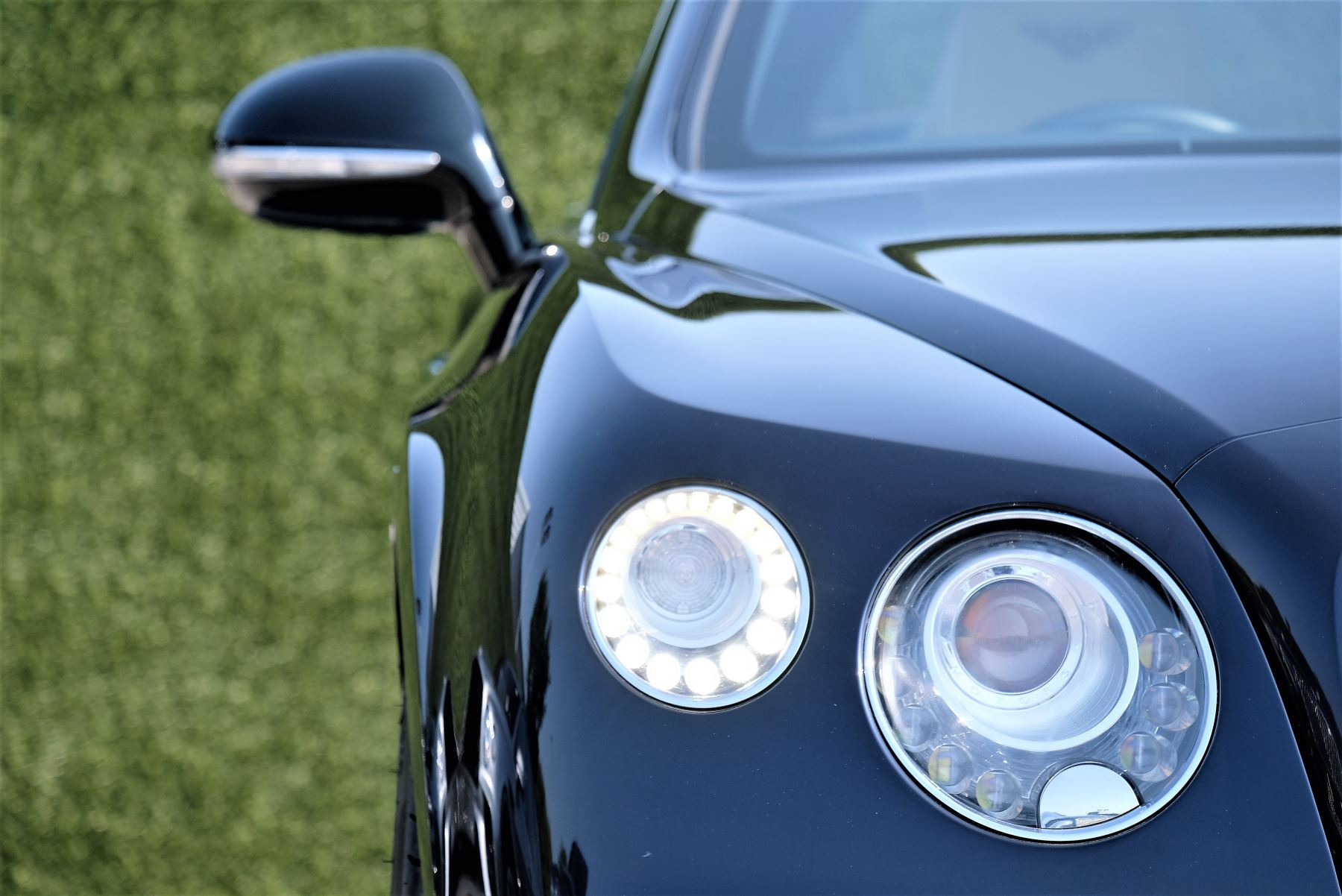 Bentley Continental GT V8 S Coupe 4.0 V8 S 2dr Auto Mulliner Driving Specification image 6