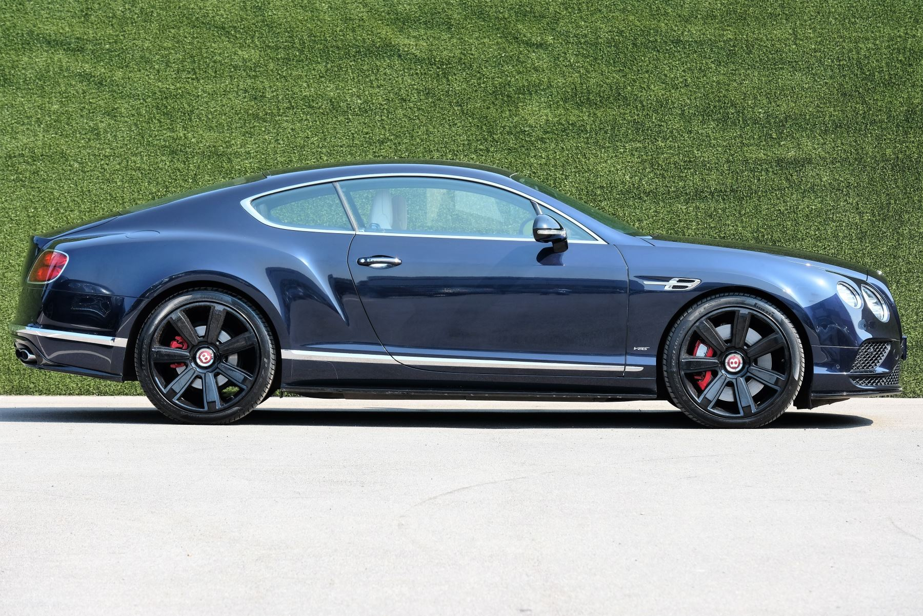 Bentley Continental GT V8 S Coupe 4.0 V8 S 2dr Auto Mulliner Driving Specification image 5