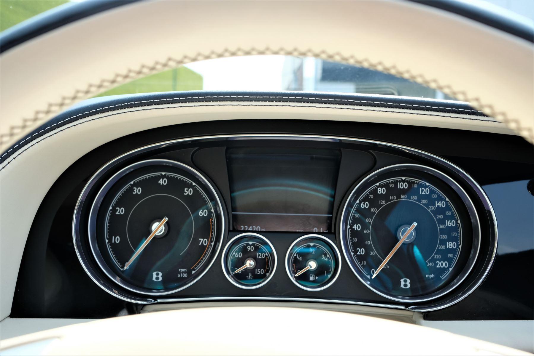 Bentley Continental GT V8 S Coupe 4.0 V8 S 2dr Auto Mulliner Driving Specification image 13