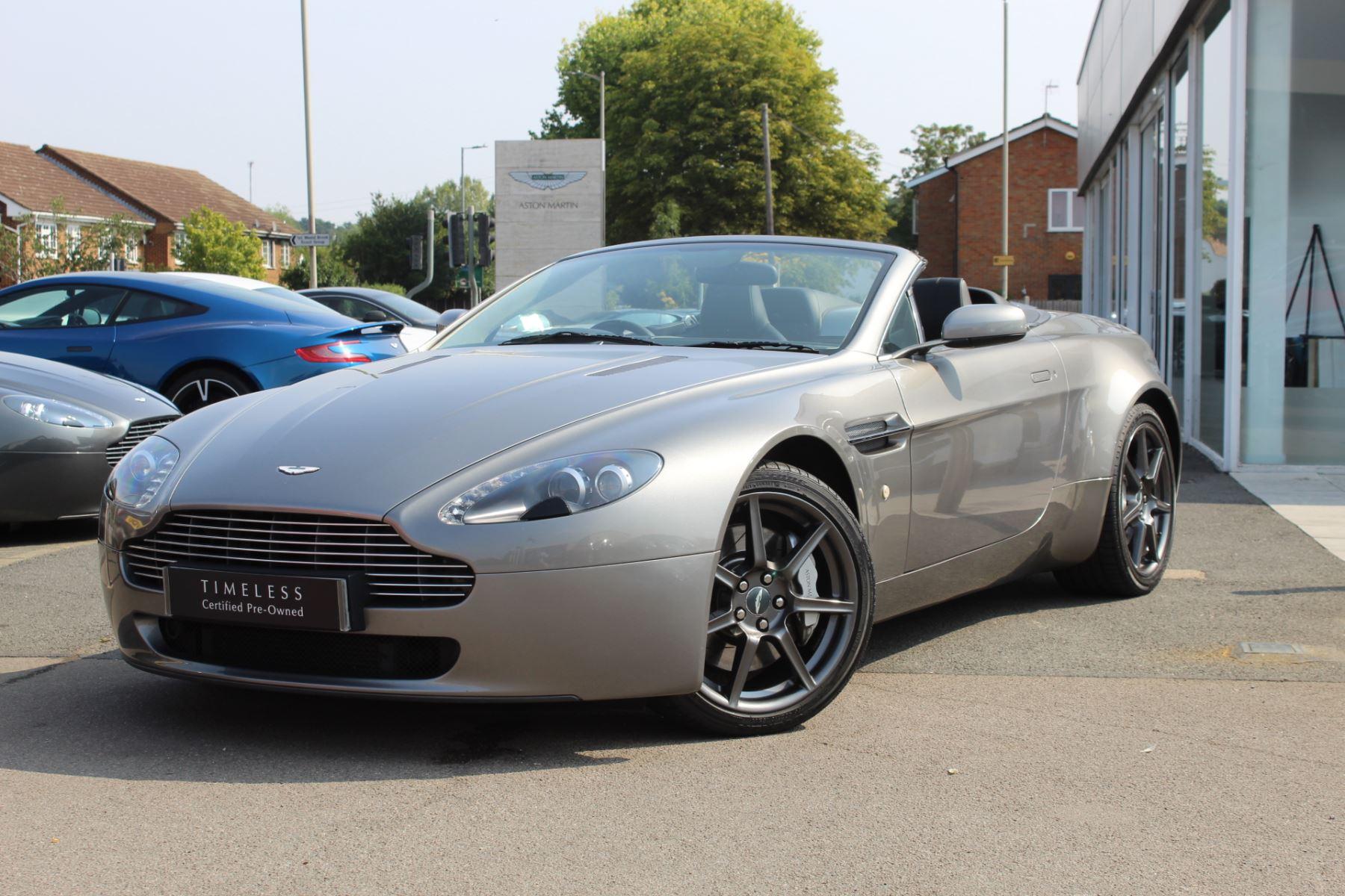 Aston Martin V8 Vantage Roadster 2dr Sportshift image 1
