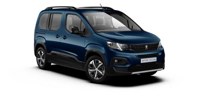 All-New Peugeot Rifter GT Line Standard 1.5 BlueHDi 130 EATS S&S