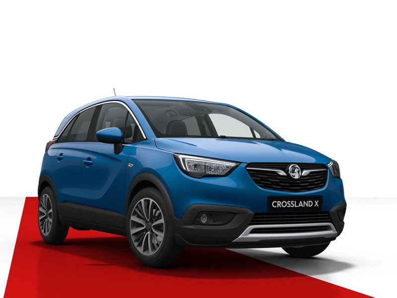 Vauxhall Crossland X 1.2T [110] Griffin 5dr [6 Spd] [Start Stop]