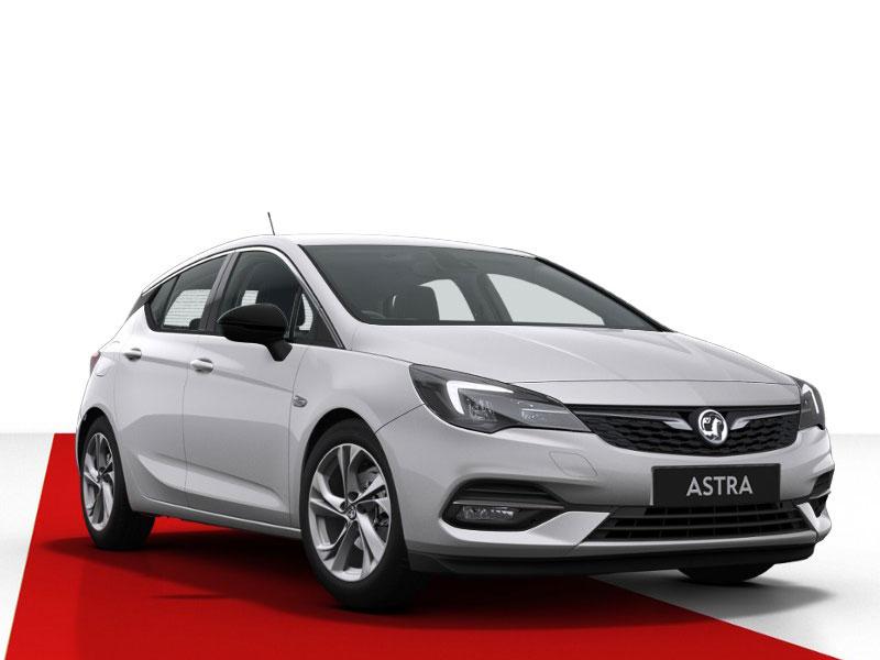 Vauxhall New Astra 1.5 Turbo D 105 SRi 5dr
