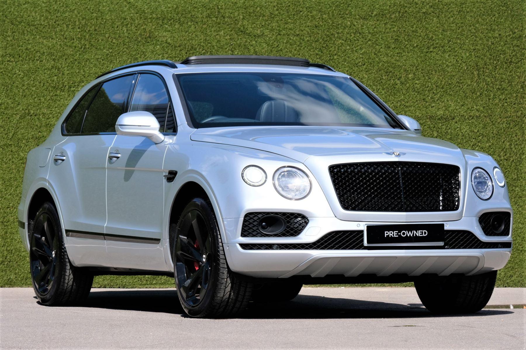 Bentley Bentayga 4.0 V8 Mulliner Driving Specification 5dr Automatic Estate (2020)