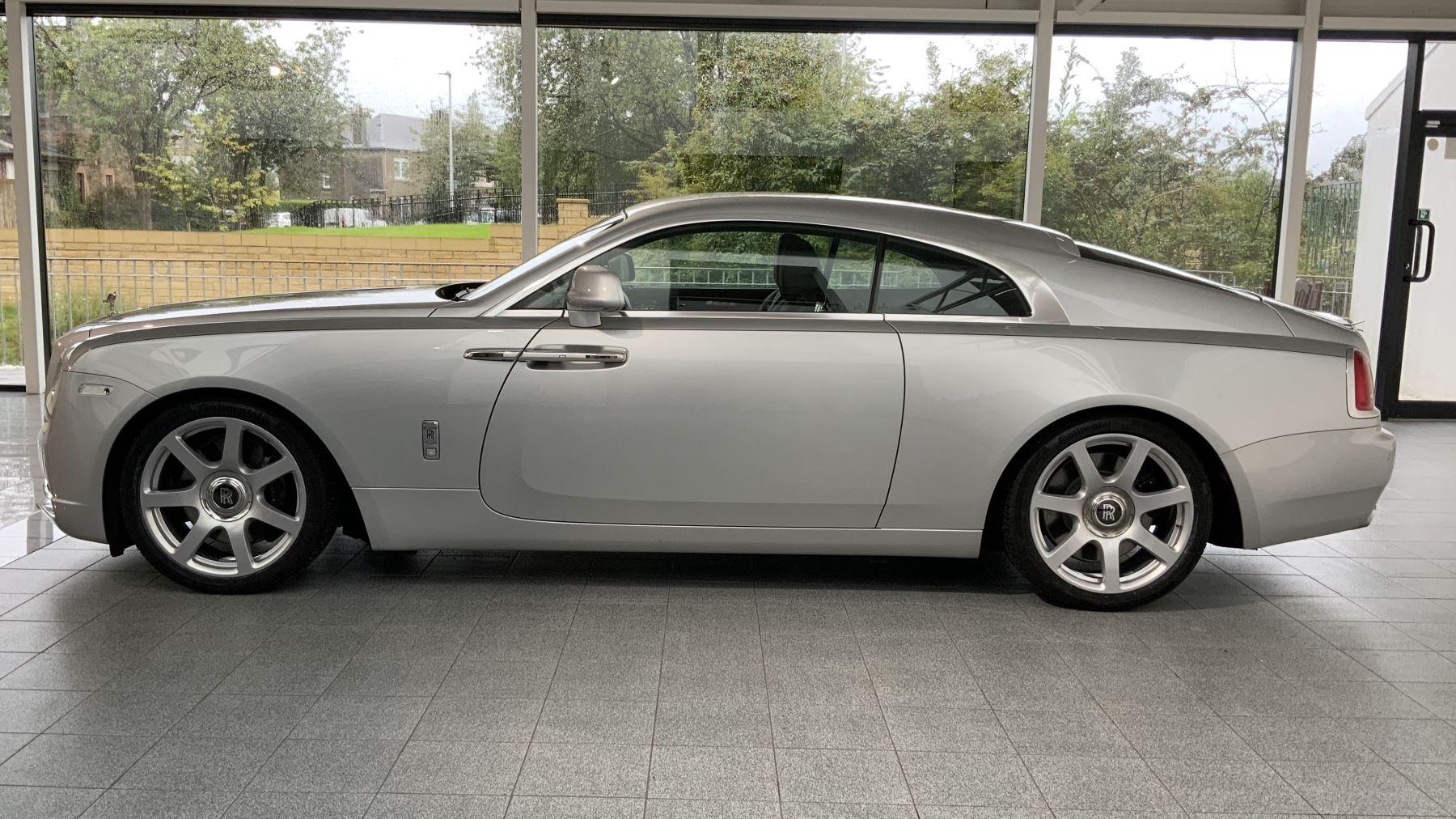 Rolls-Royce Wraith V12 image 2