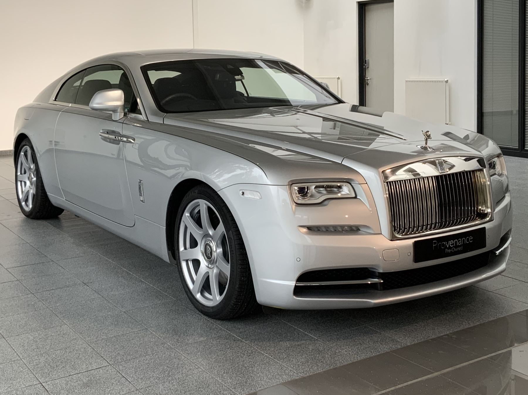 Rolls-Royce Wraith V12 6.6 Automatic 2 door Coupe (2018)