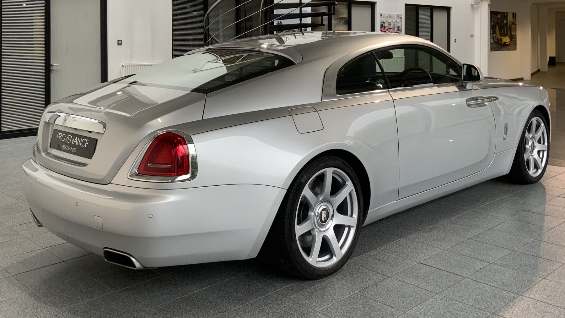 Rolls-Royce Wraith V12 image 3