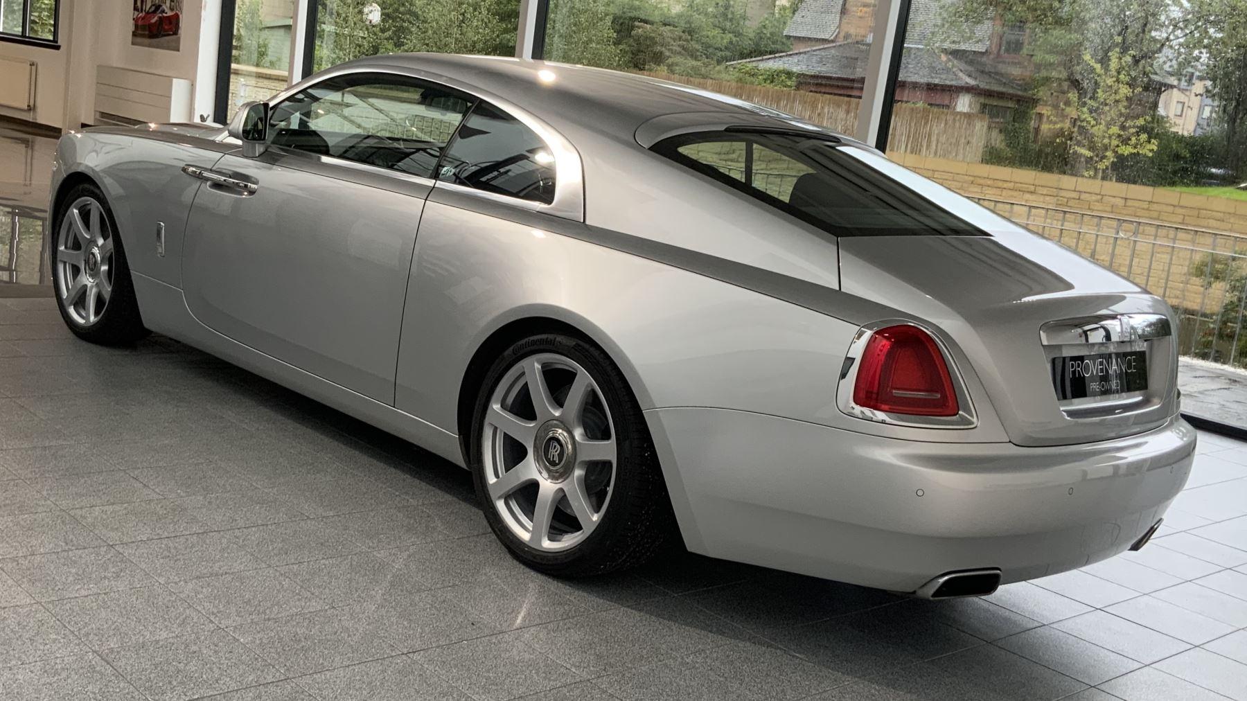 Rolls-Royce Wraith V12 image 5