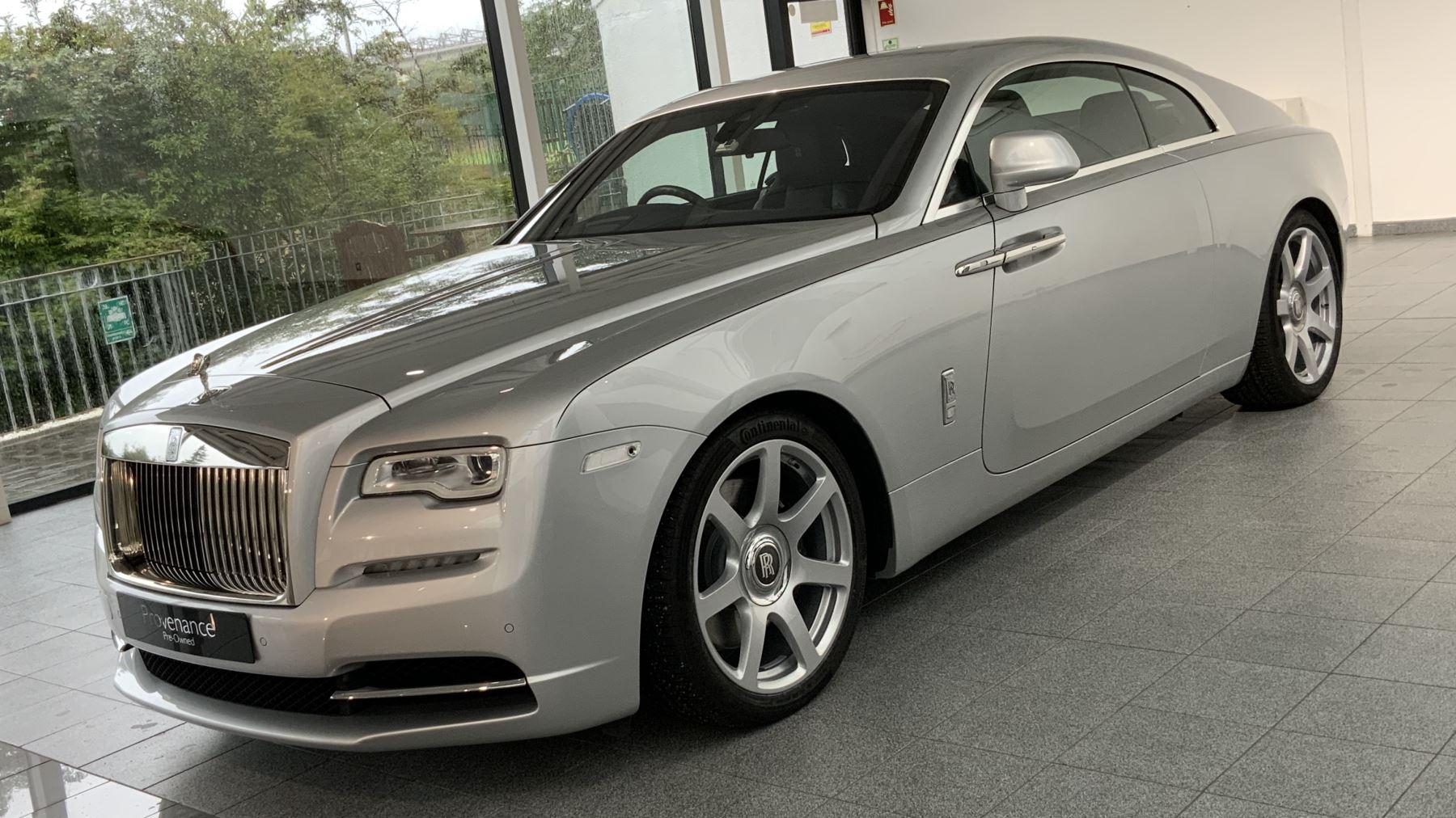 Rolls-Royce Wraith V12 image 7