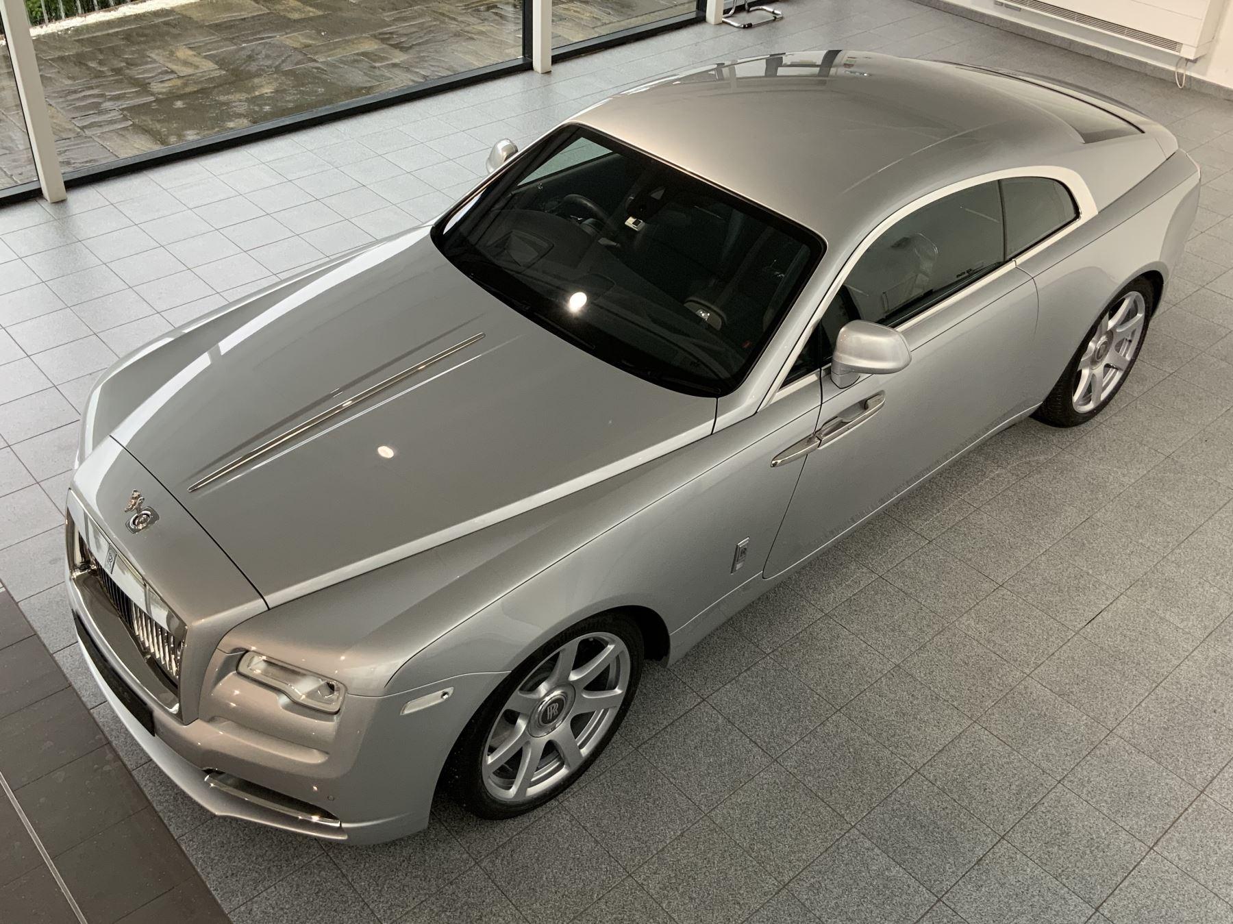 Rolls-Royce Wraith V12 image 8
