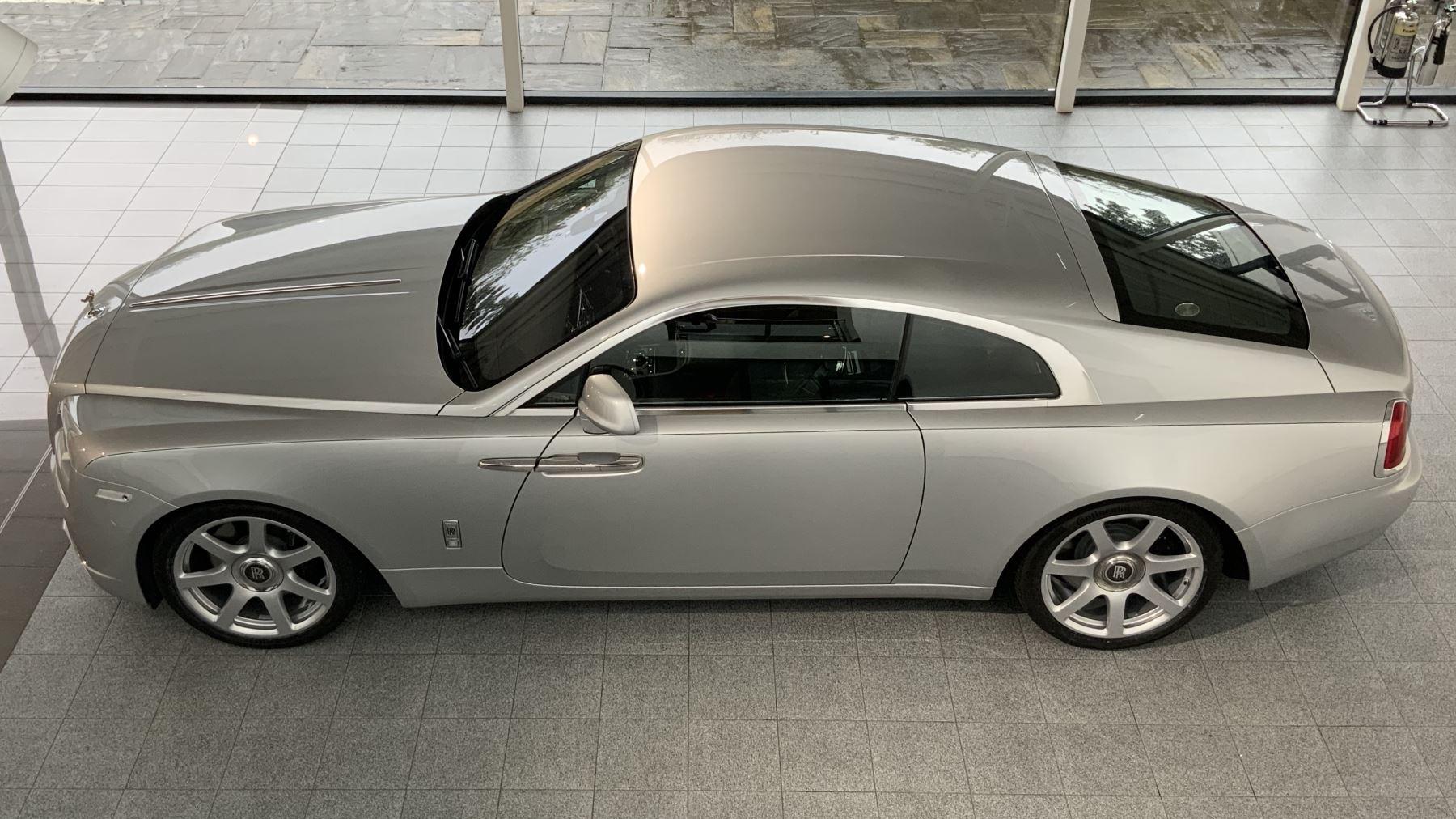 Rolls-Royce Wraith V12 image 9