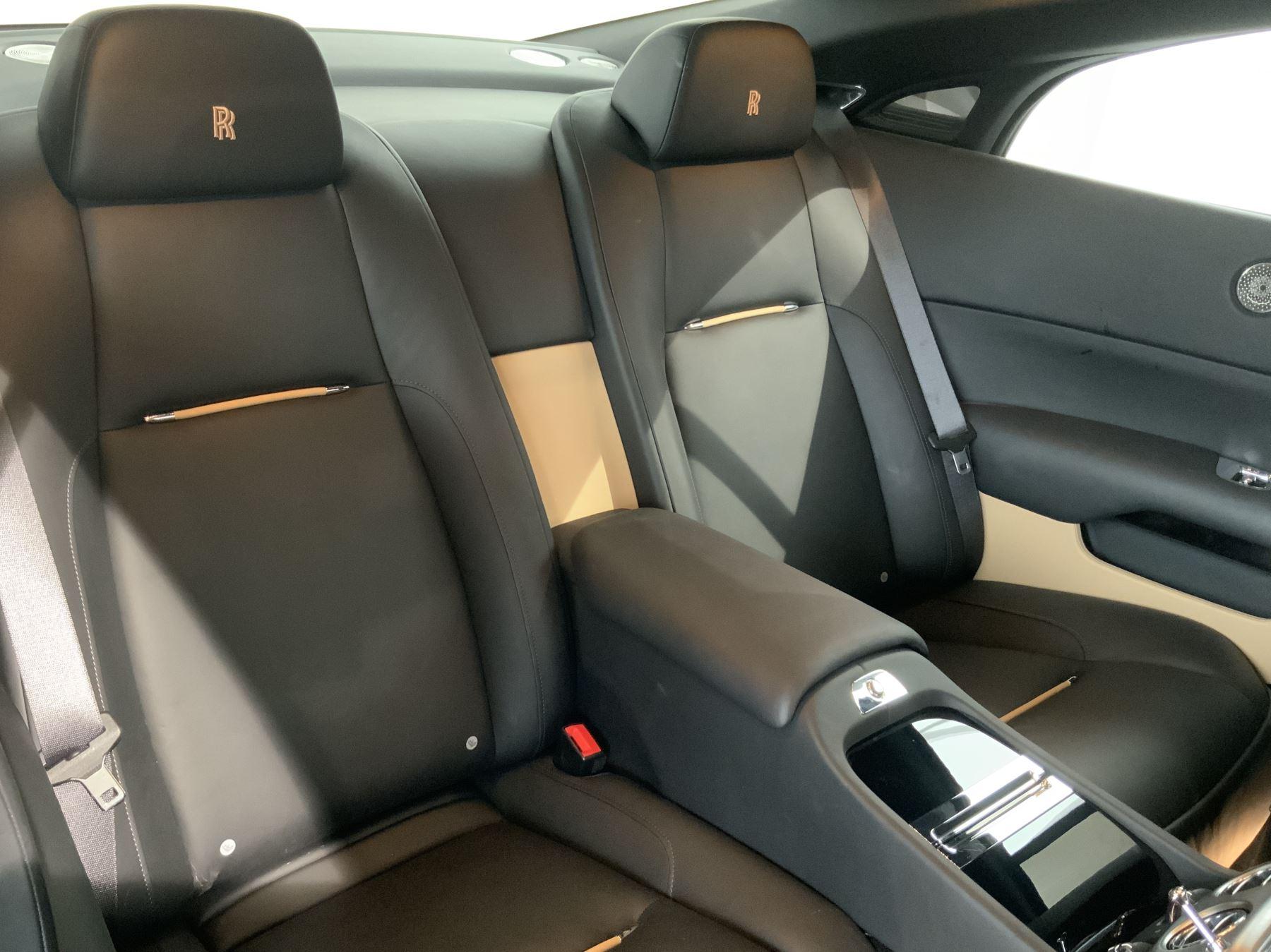 Rolls-Royce Wraith V12 image 16