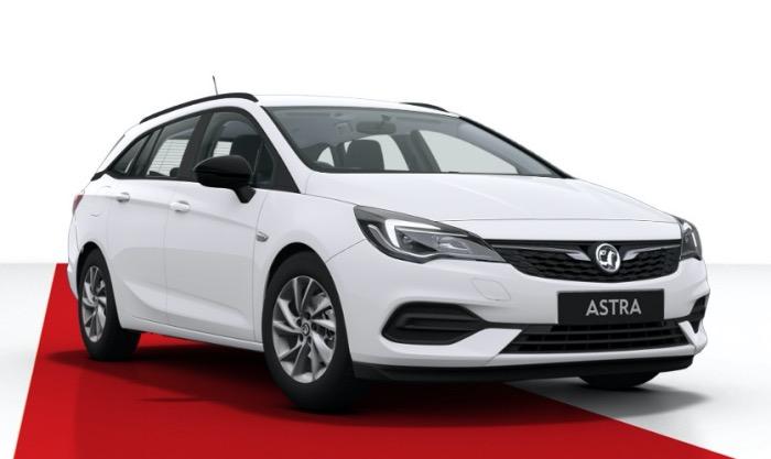 Vauxhall New Astra Sports Tourer 1.2 Turbo SE 5dr