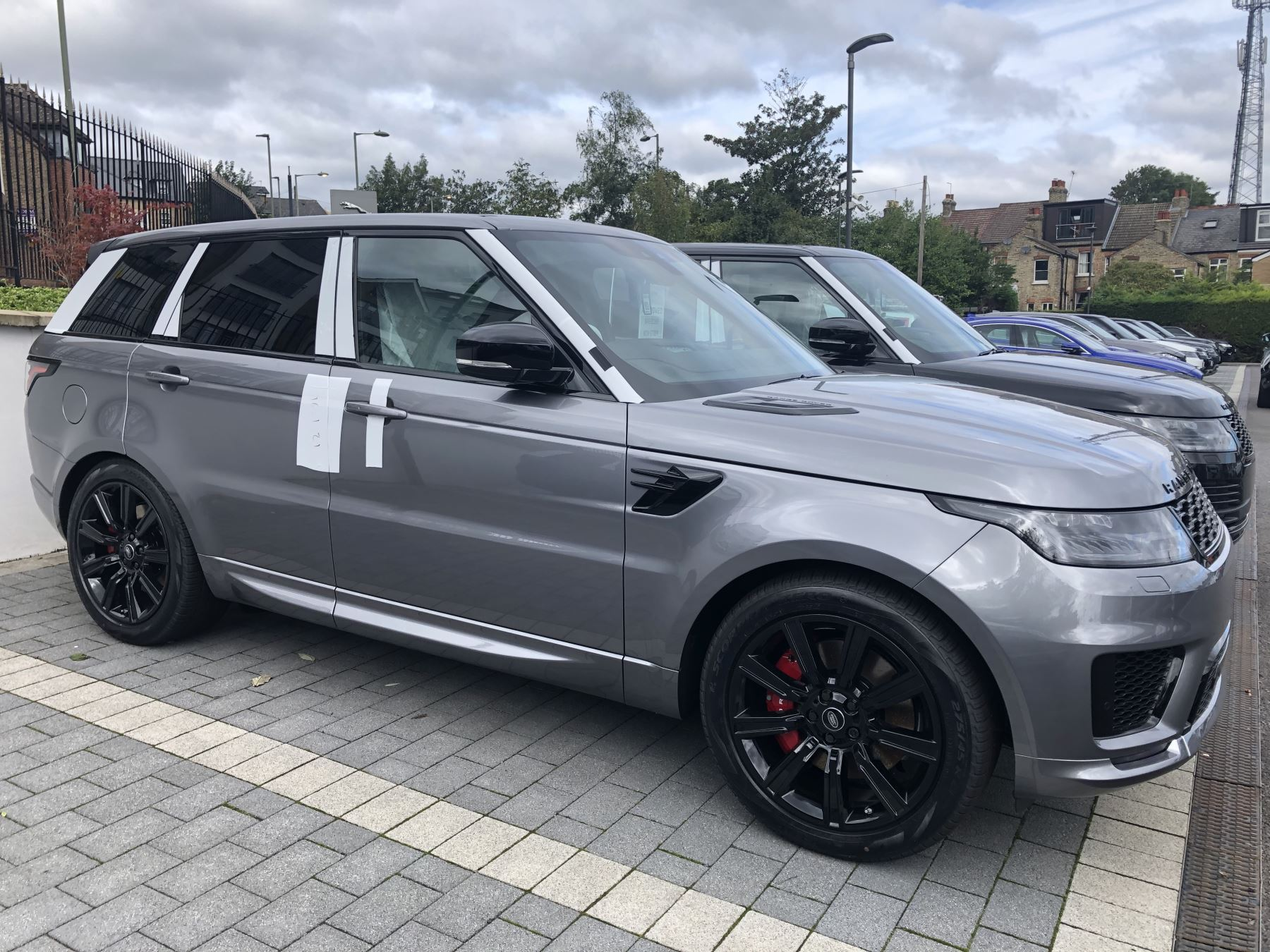 Land Rover Range Rover Sport 2.0 P400e HSE Dynamic Petrol/Electric Automatic 5 door Estate