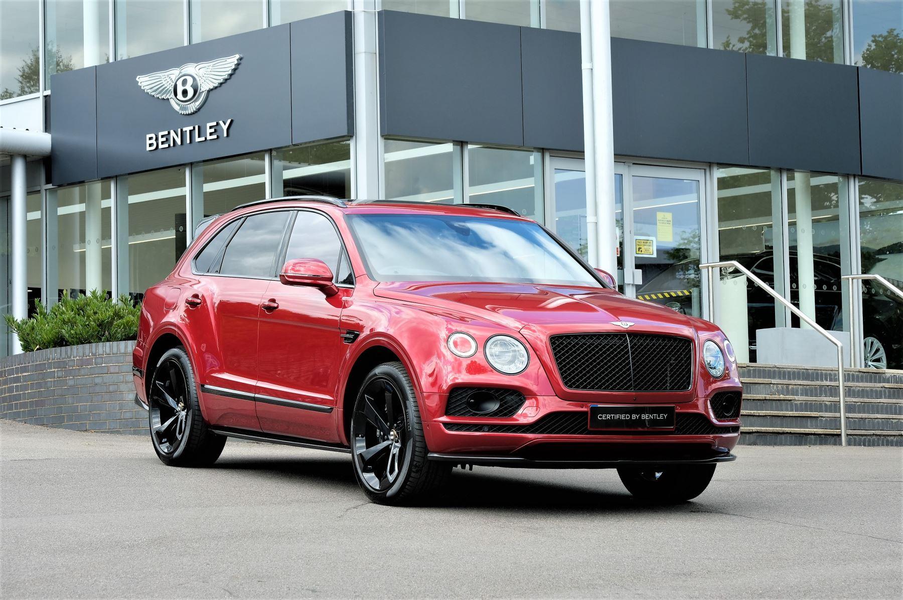 Bentley Bentayga V8 4.0 V8 5dr Mulliner Driving Specification image 47