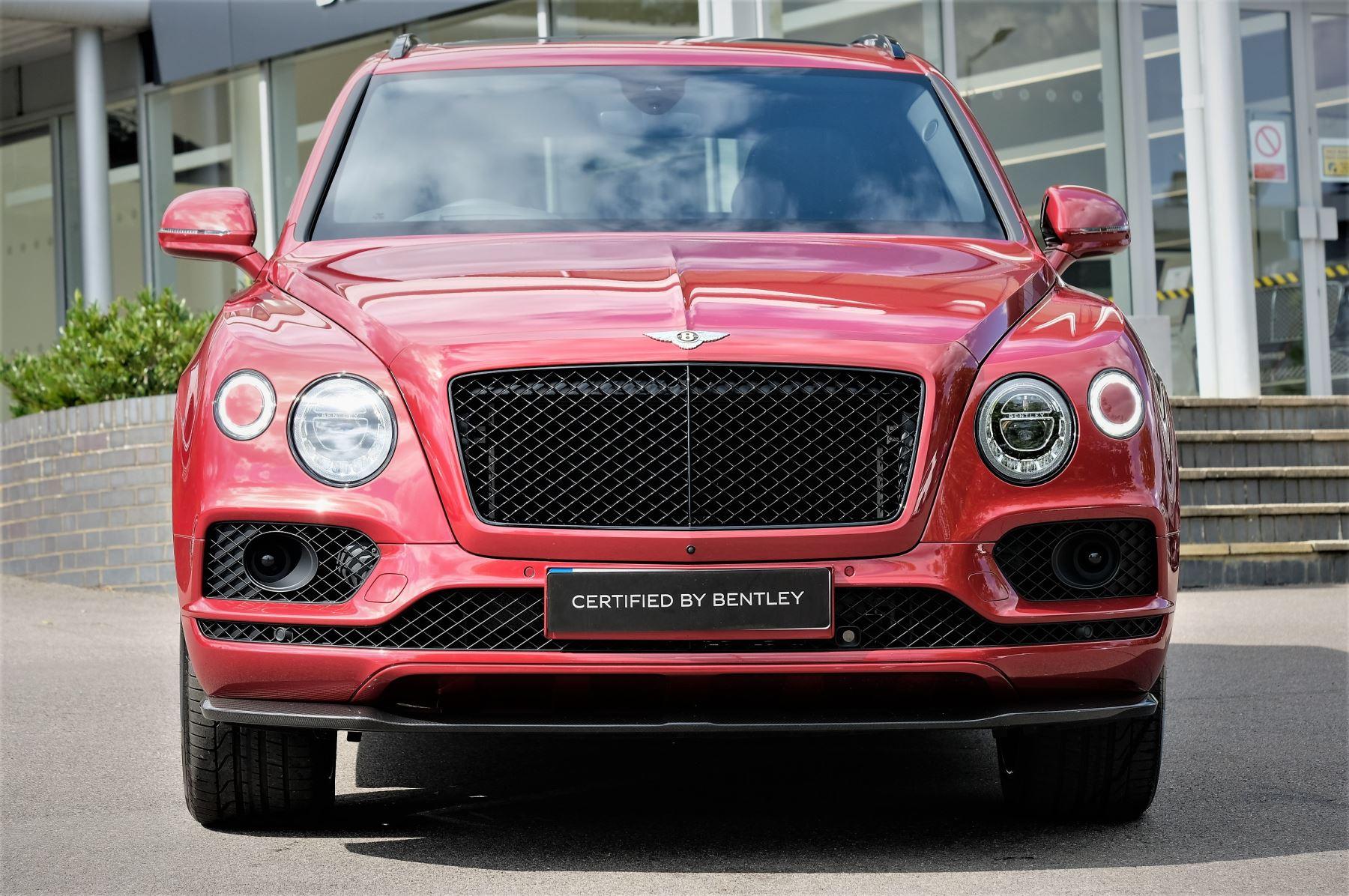 Bentley Bentayga V8 4.0 V8 5dr Mulliner Driving Specification image 2