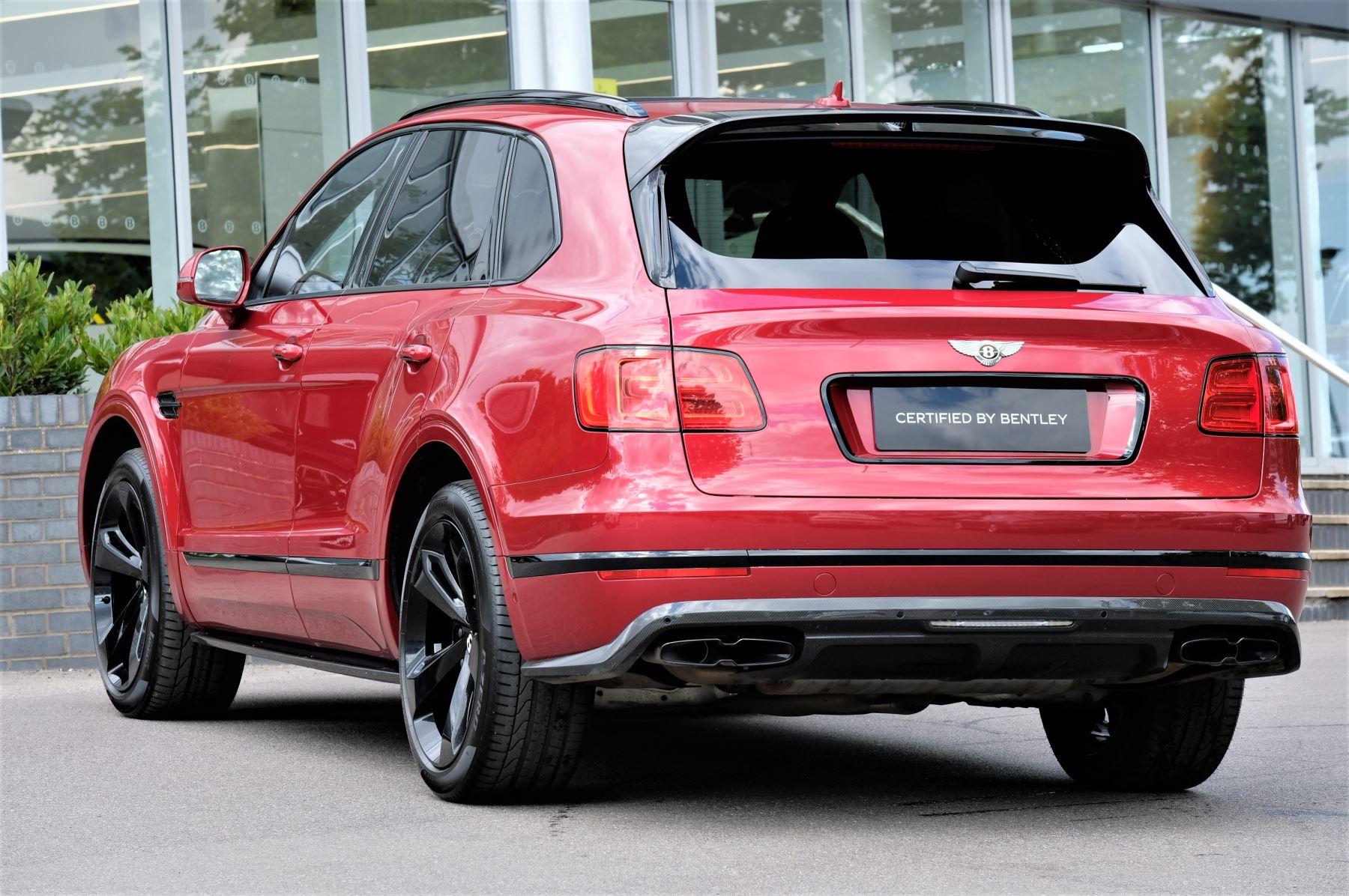 Bentley Bentayga V8 4.0 V8 5dr Mulliner Driving Specification image 5