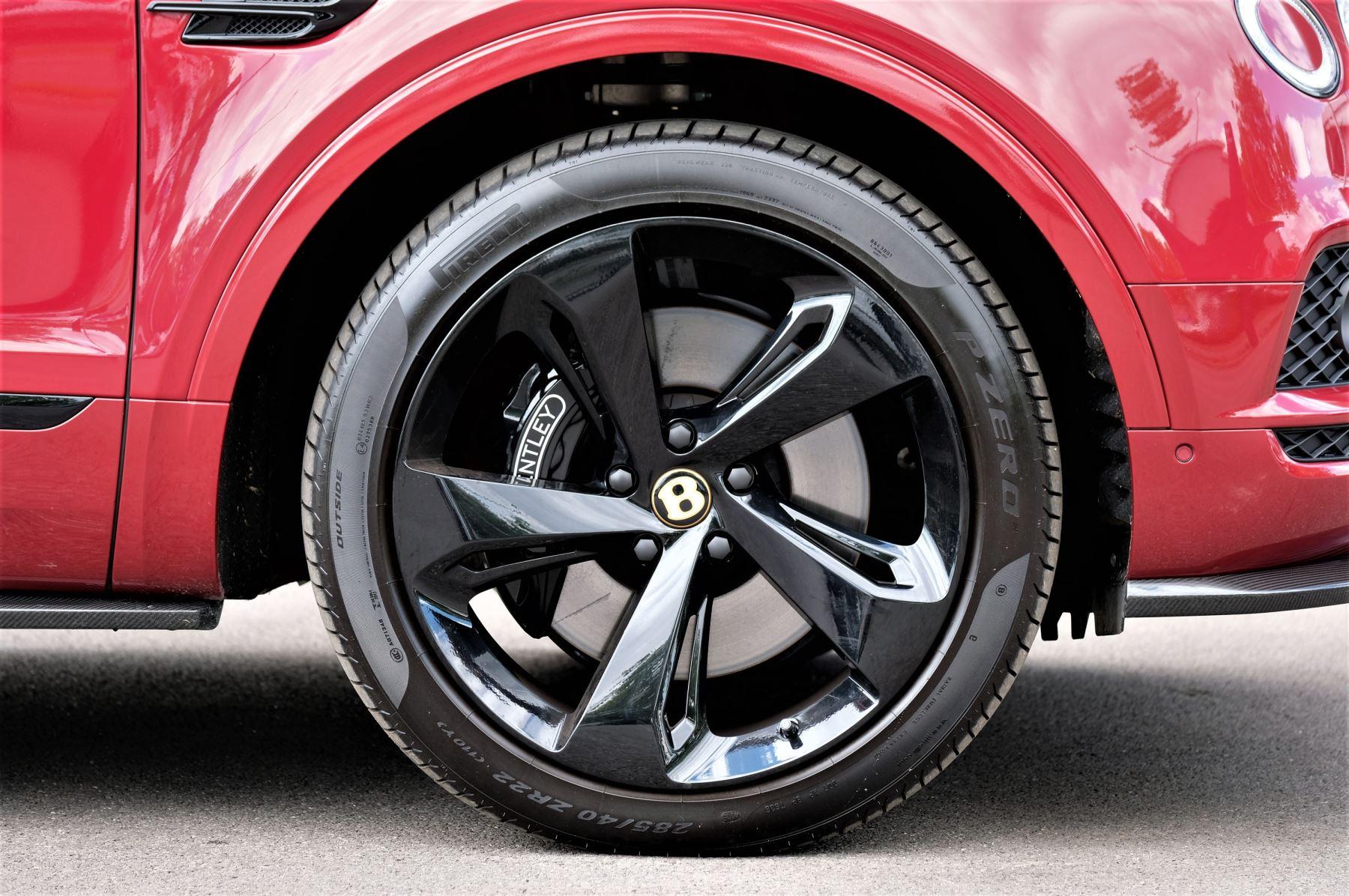 Bentley Bentayga V8 4.0 V8 5dr Mulliner Driving Specification image 8