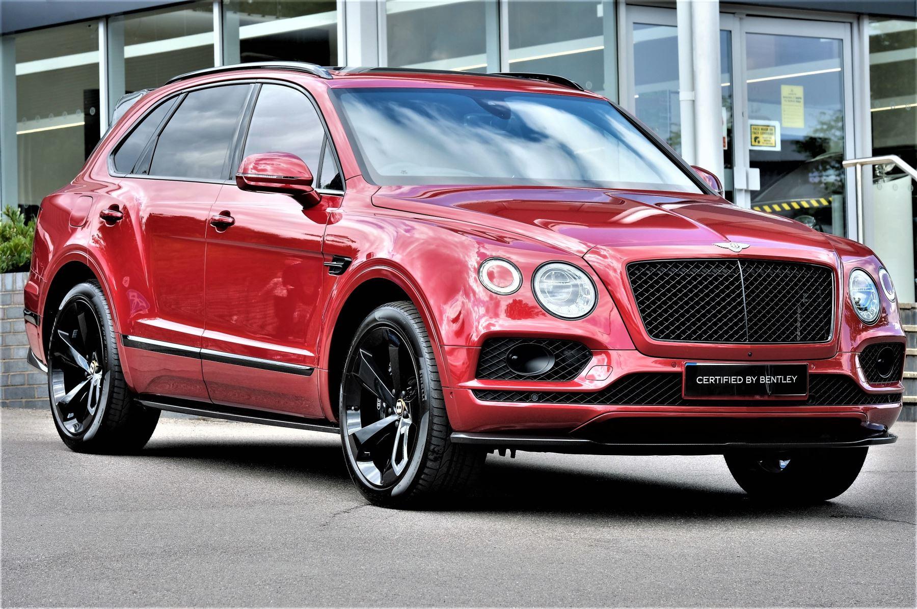 Bentley Bentayga V8 4.0 V8 5dr Mulliner Driving Specification image 1