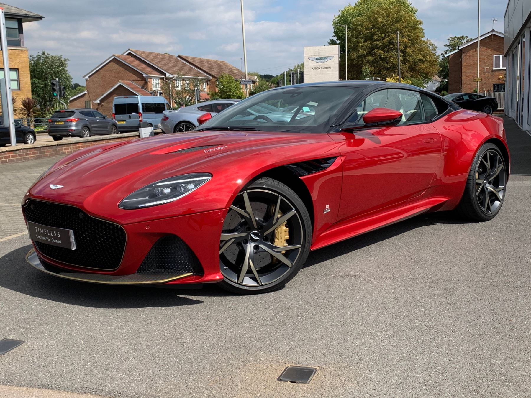 Aston Martin DBS V12 Superleggera 2dr Touchtronic 5.2 Automatic Coupe (2018) image