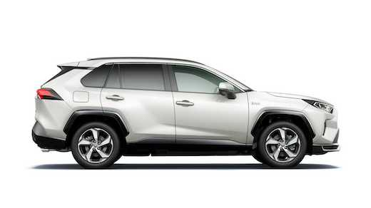 Suzuki Across SUV 2.5 PHEV E-Four 5dr CVT - COMING SOON