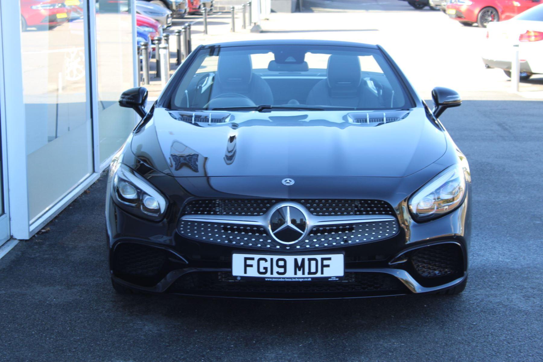 Mercedes-Benz SL SL 400 AMG Line Premium 2dr 9G-Tronic image 7
