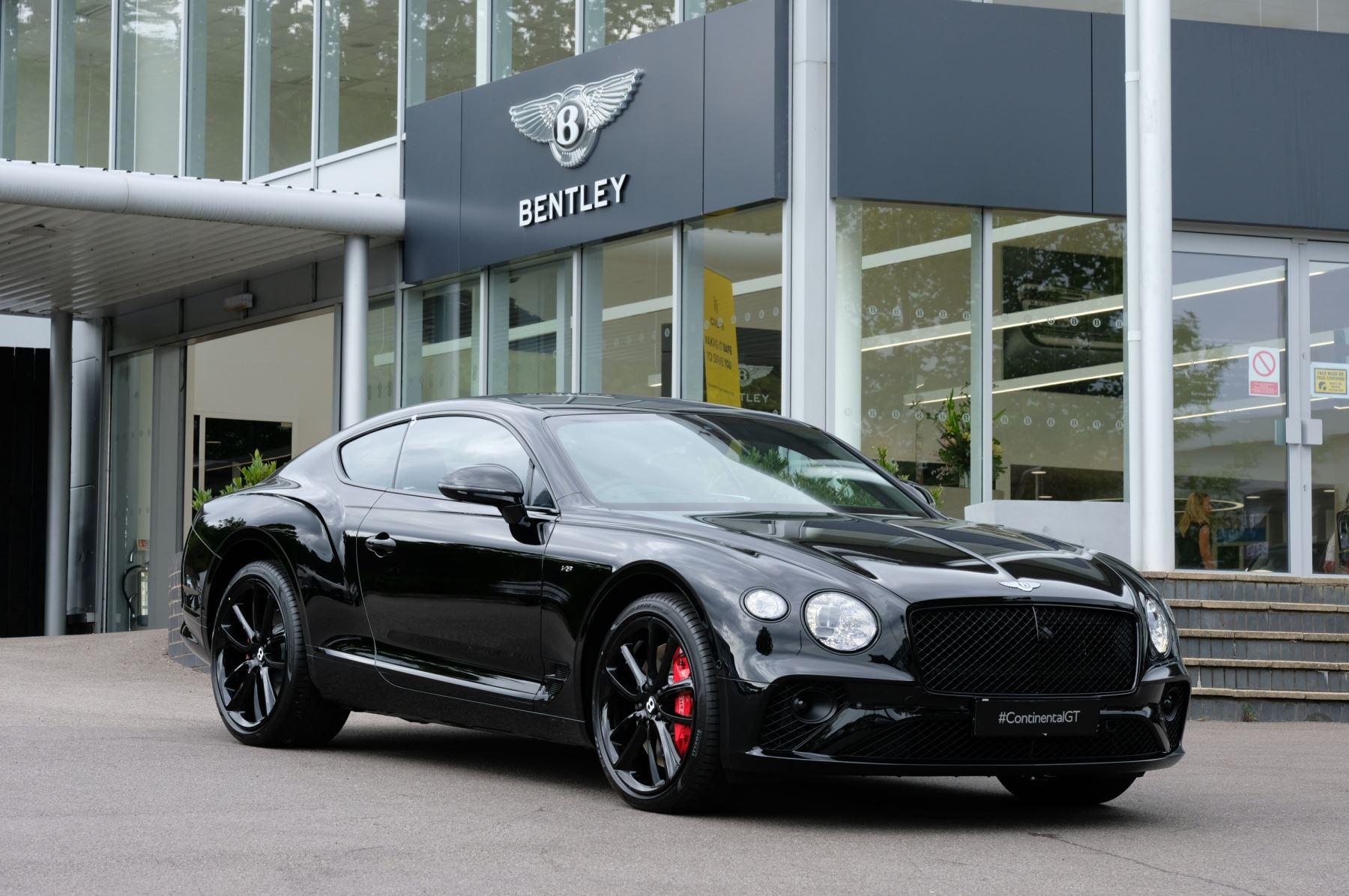 Bentley Continental GT V8 Mulliner Driving Specification image 29