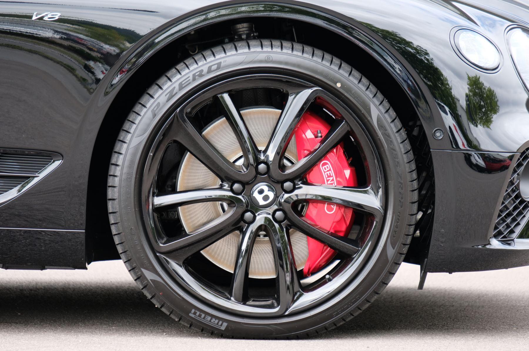 Bentley Continental GT V8 Mulliner Driving Specification image 6