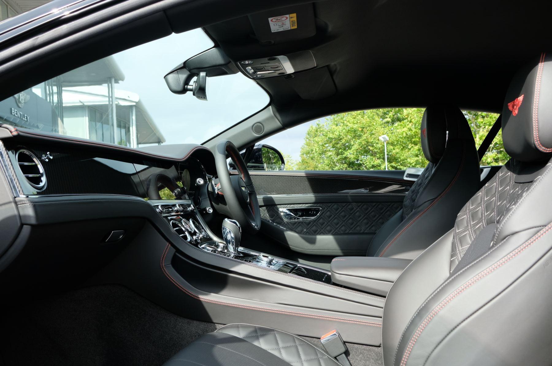Bentley Continental GT V8 Mulliner Driving Specification image 11