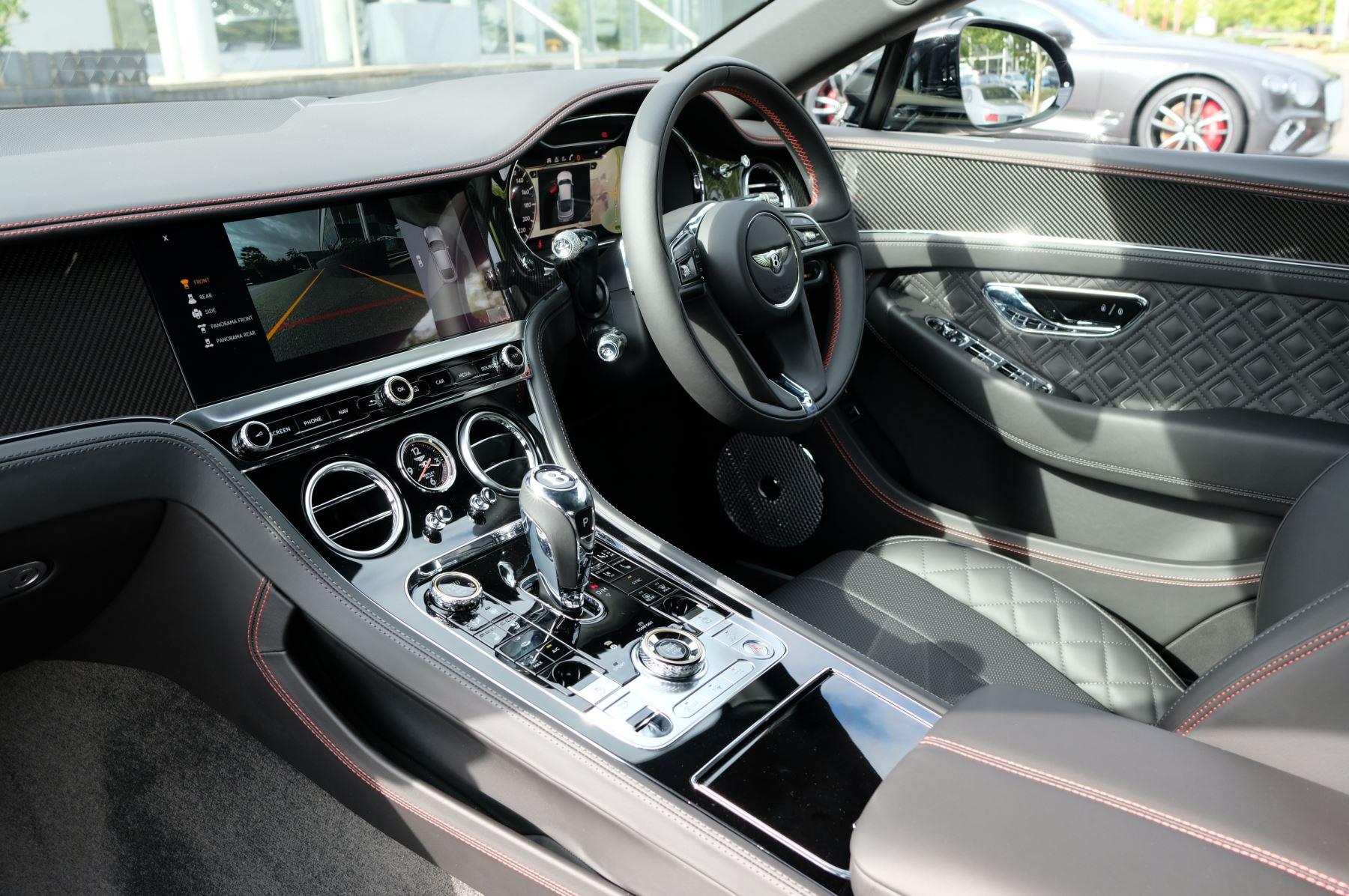 Bentley Continental GT V8 Mulliner Driving Specification image 12