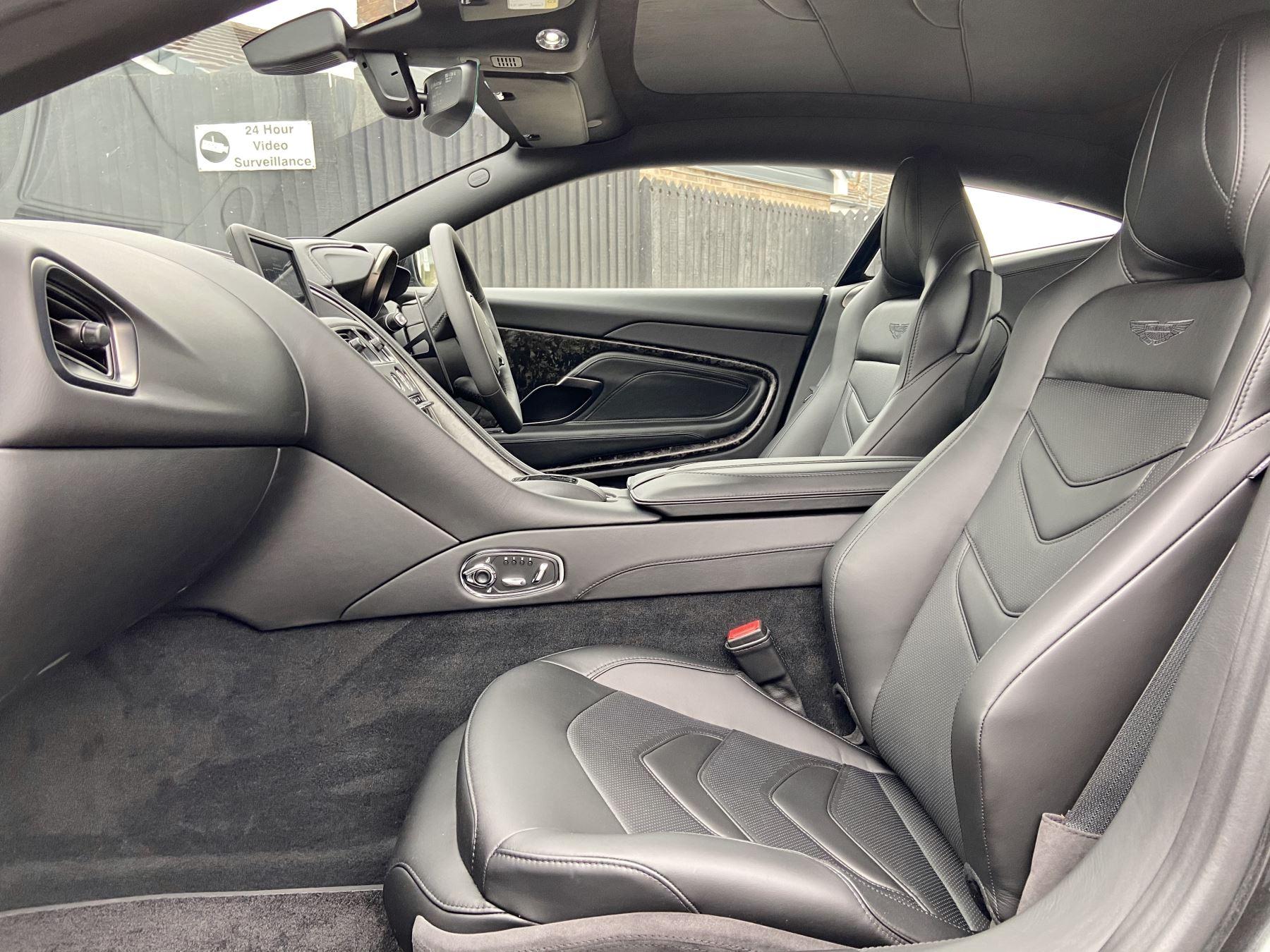 Aston Martin DBS V12 Superleggera Touchtronic image 3