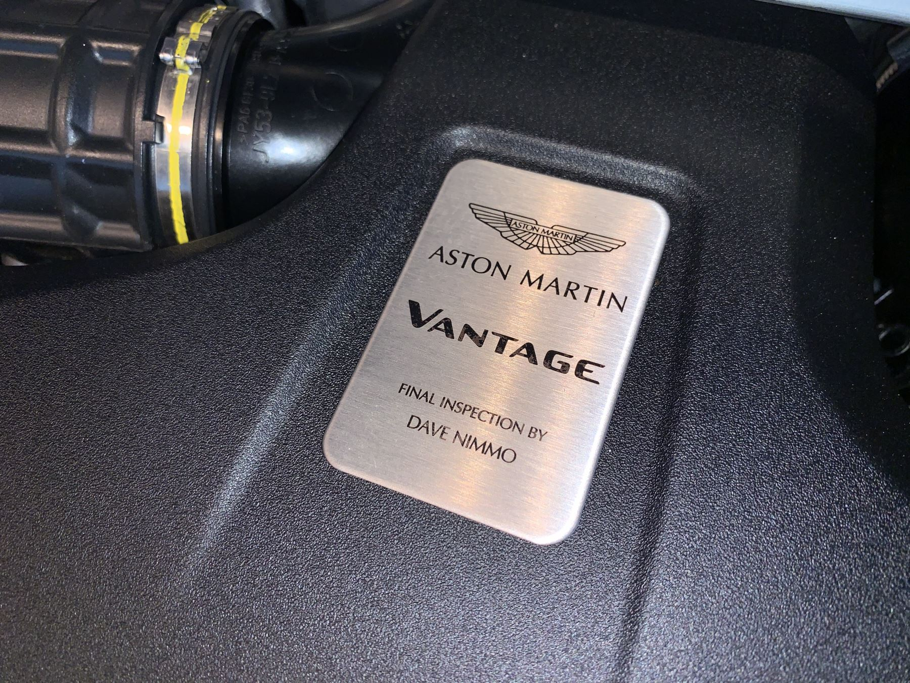 Aston Martin New Vantage 2dr ZF 8 Speed image 40