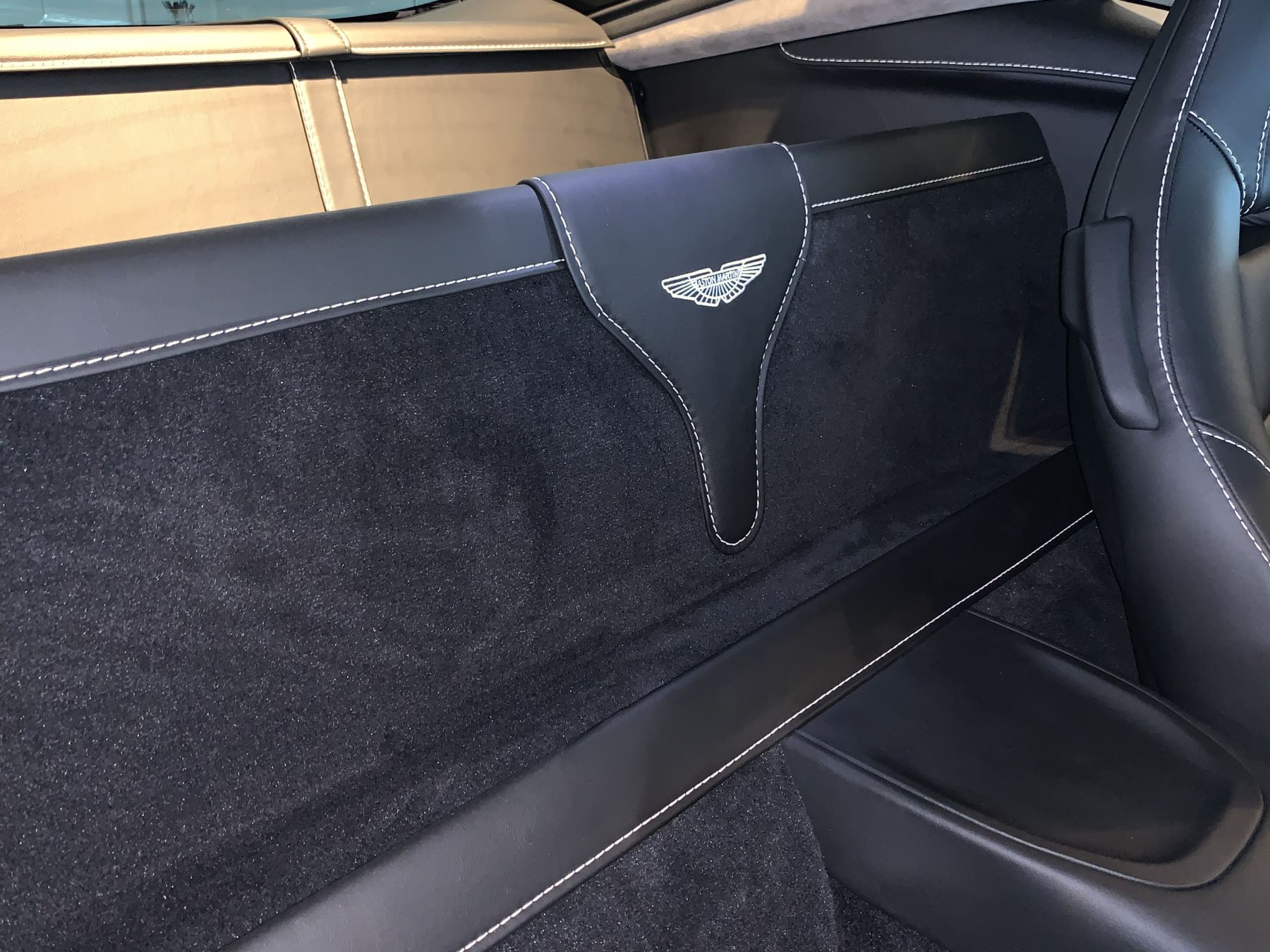 Aston Martin New Vantage 2dr ZF 8 Speed image 44