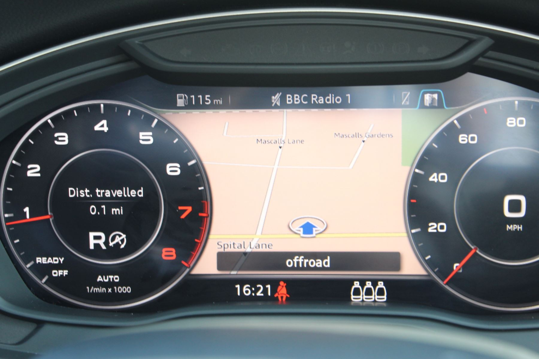 Audi Q5 2.0T FSI Quattro S Line 5dr S Tronic image 13