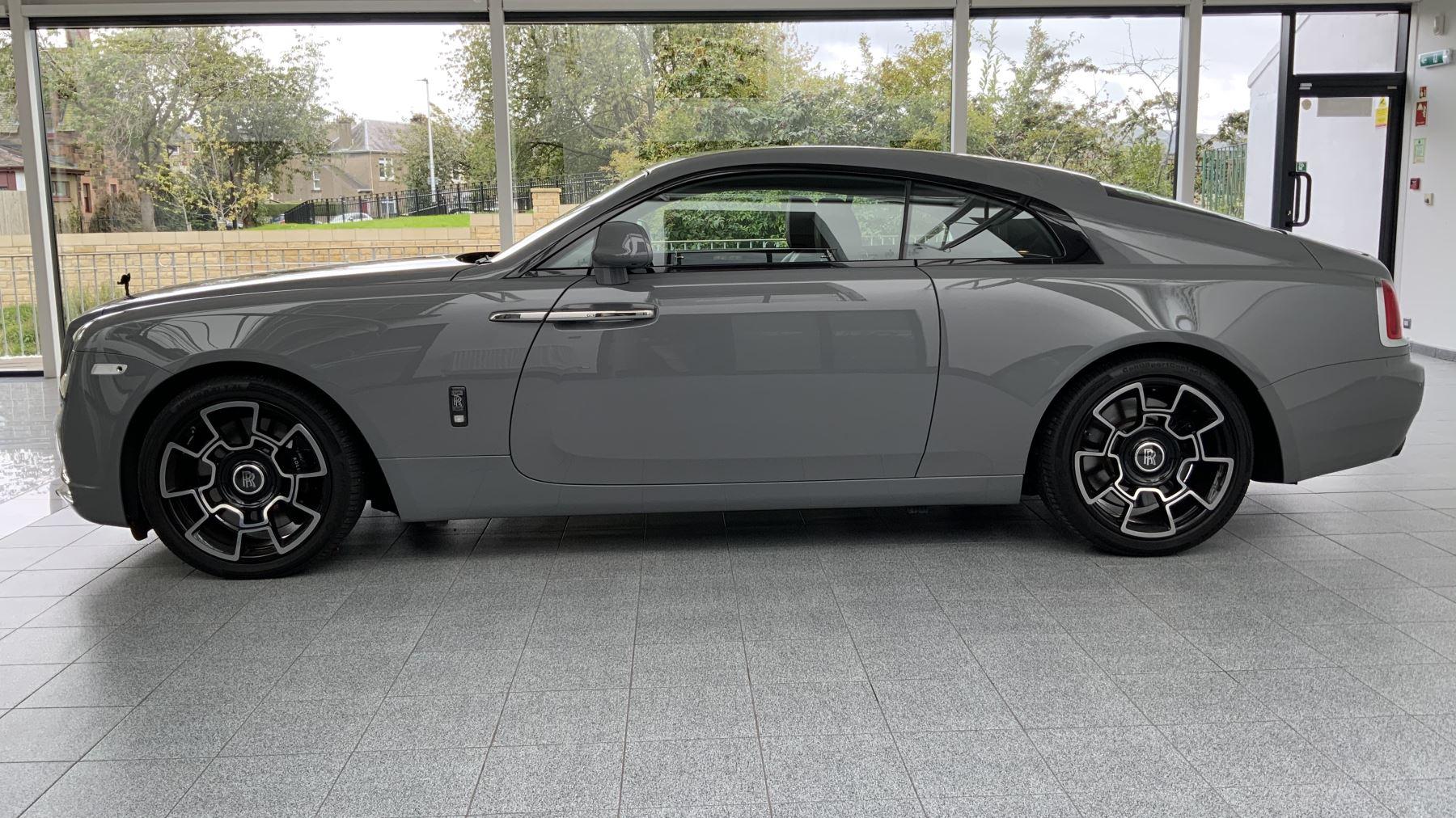 Rolls-Royce Black Badge Wraith V12 image 2