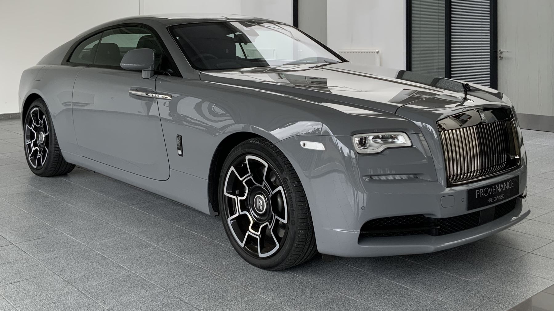 Rolls-Royce Black Badge Wraith V12 6.6 Automatic 2 door Coupe (2019)