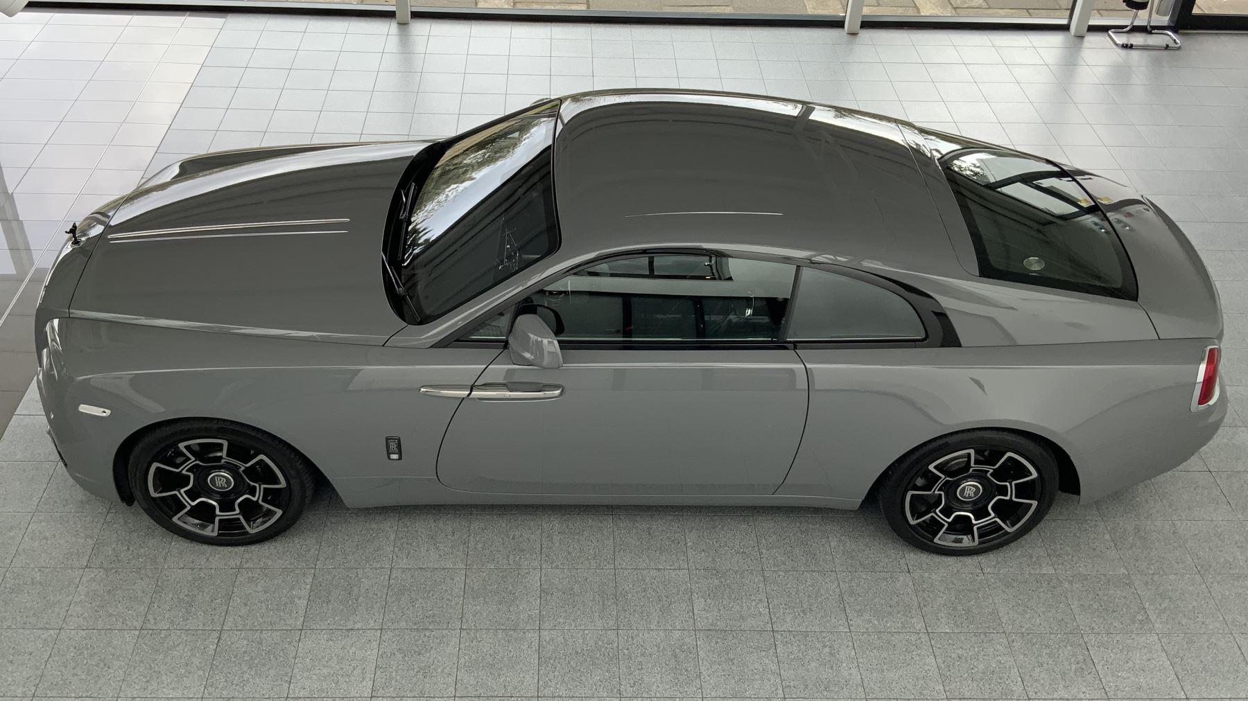 Rolls-Royce Black Badge Wraith V12 image 7
