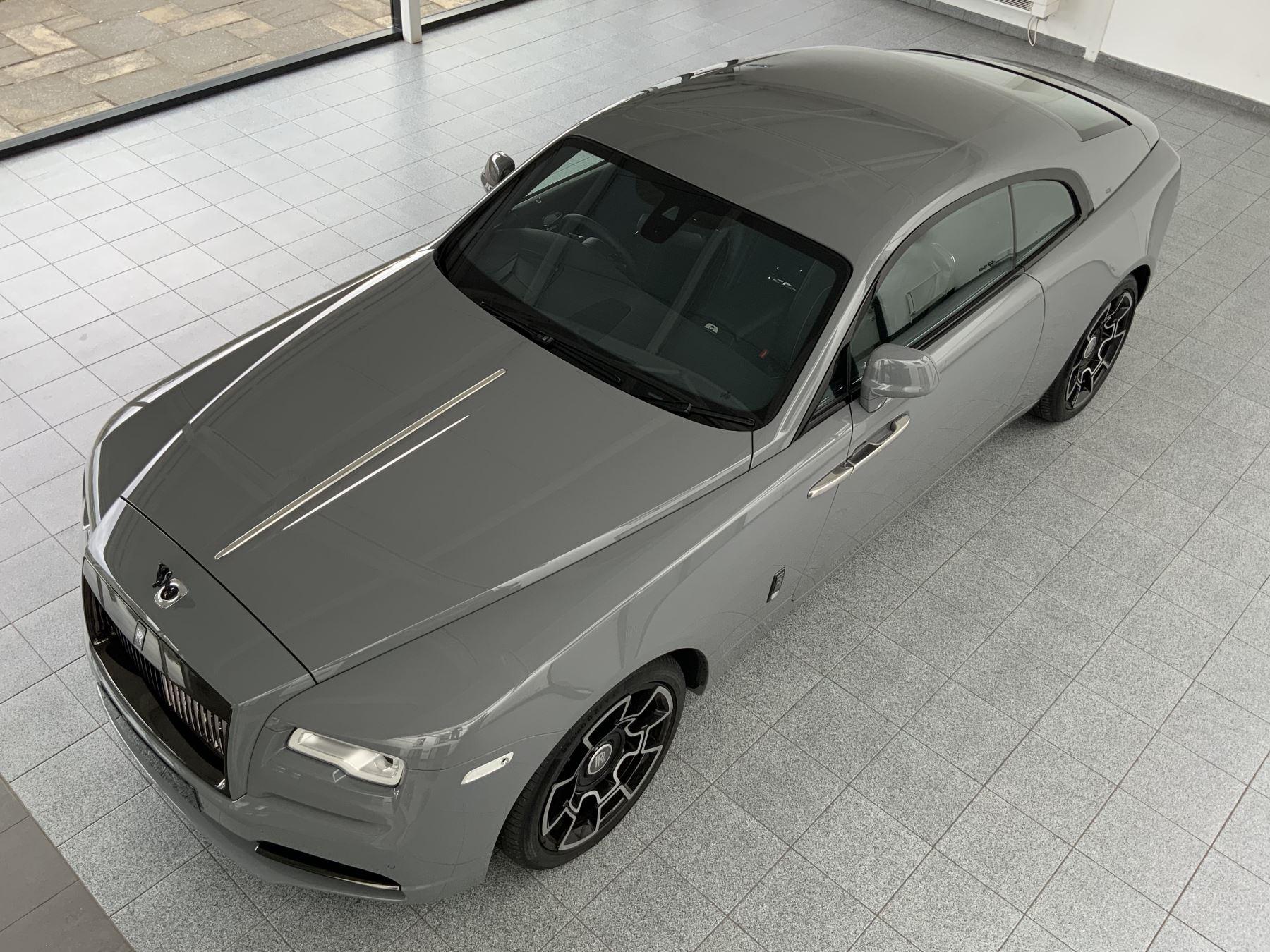 Rolls-Royce Black Badge Wraith V12 image 8