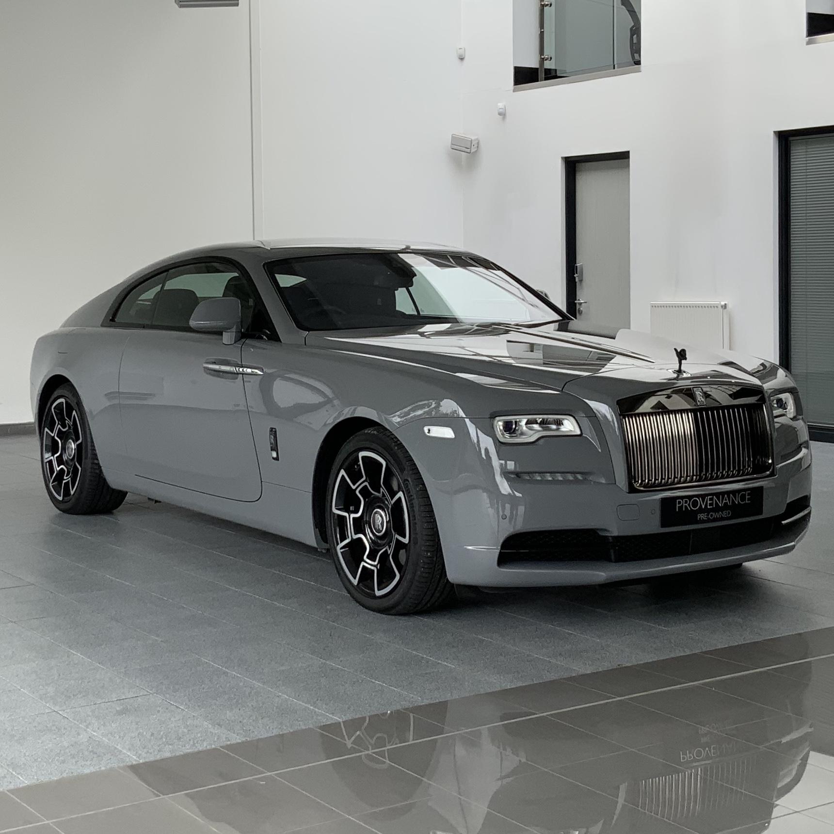 Rolls-Royce Black Badge Wraith V12 image 6
