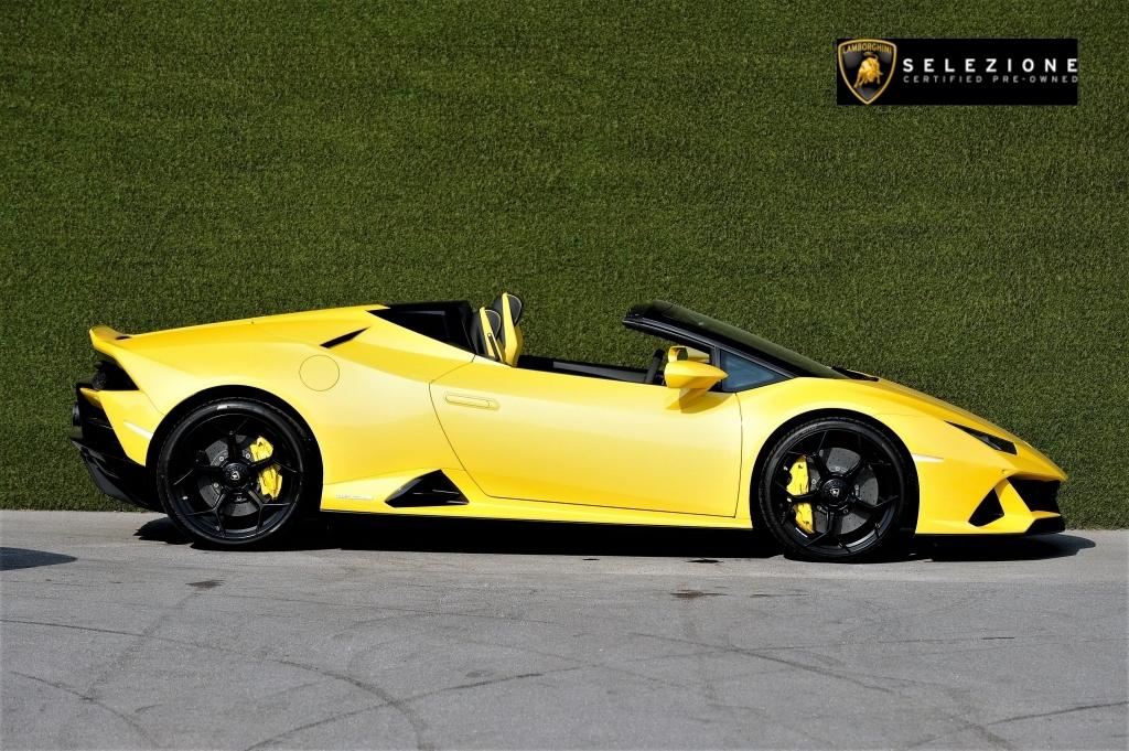 Lamborghini Huracan EVO Spyder LP 640-4 image 2