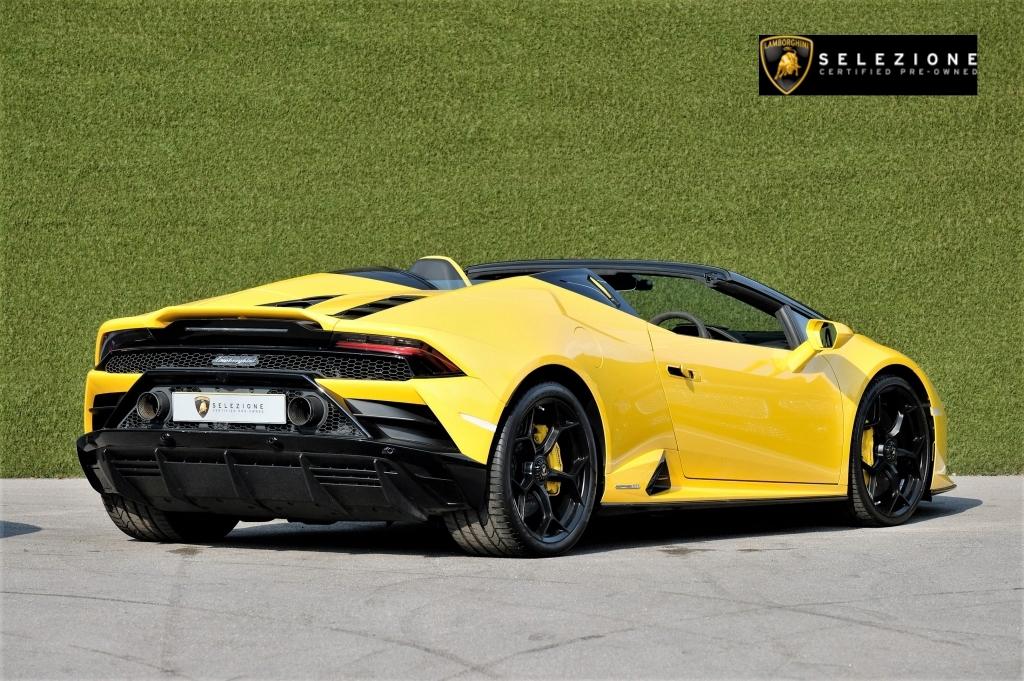Lamborghini Huracan EVO Spyder LP 640-4 image 3